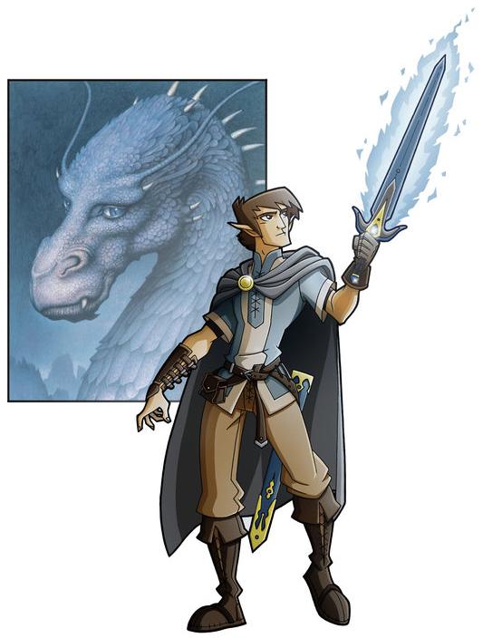 Eragon Book Characters eragon