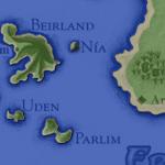 Alagaesia's Southern Isles