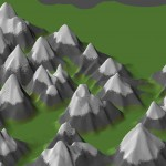 Alagaesia's Beor Mountains
