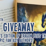Mega Giveaway: Tell us what you're reading and win a mystery box of great books… including a signed 10th Anniversary Collector's Edition of 'Eragon'!