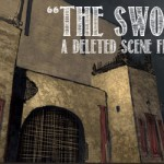 Discuss the new deleted scene from 'Inheritance:' The Swordsman!