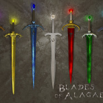 Dragon Rider Blades
