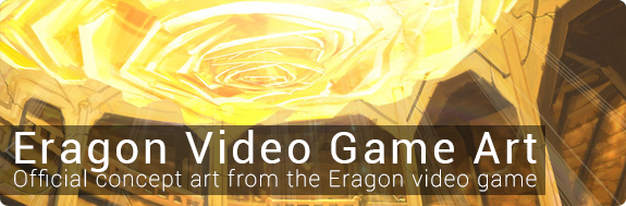 eragon video game art gallery