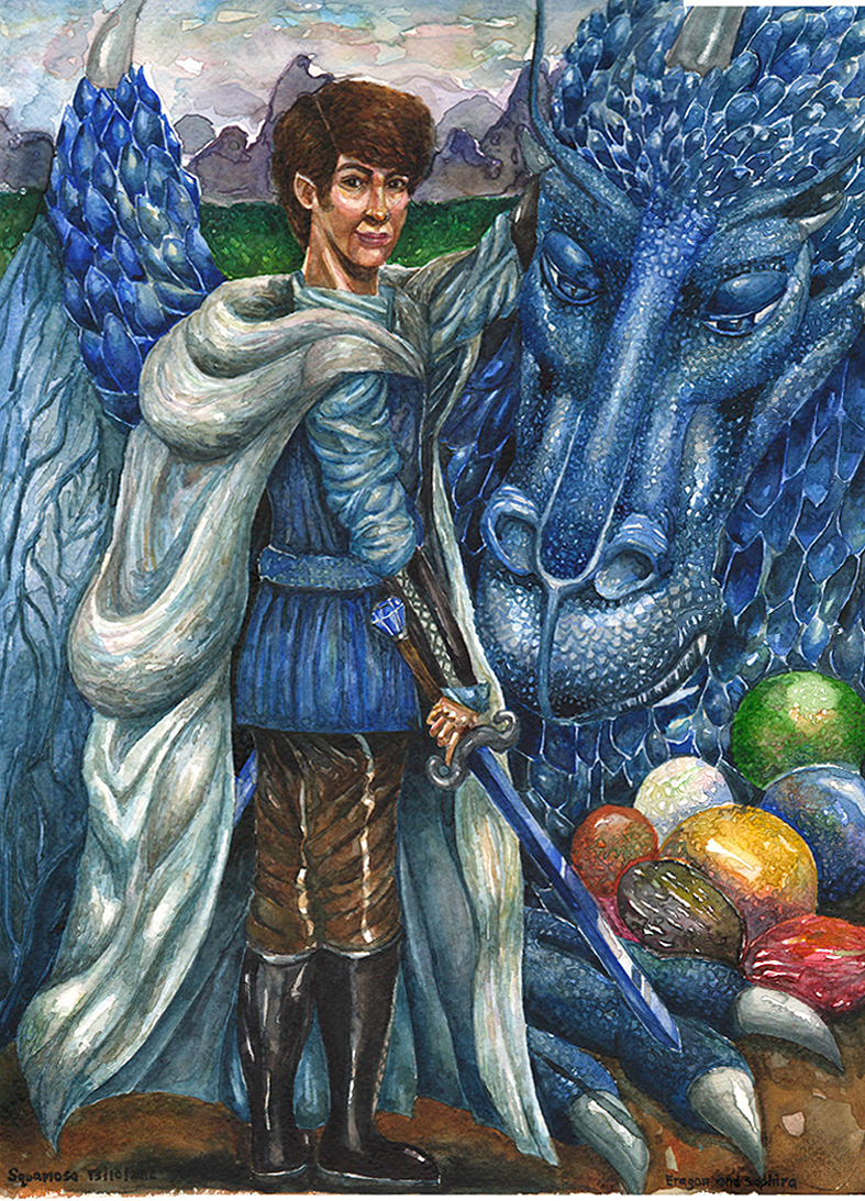 eragon drawings - photo #37