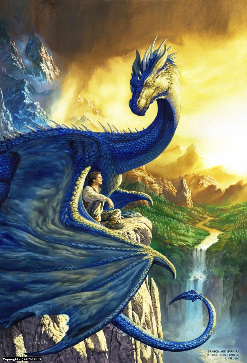 eragon drawings - photo #24