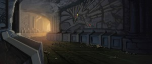 The Tunnels Beneath Farthen Dur