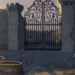 Gil'ead's Empire Weapon Storage Gates