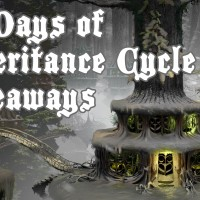 10 days of inheritance cycle giveaways