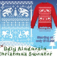 Ugly Christmas Sweater Ad