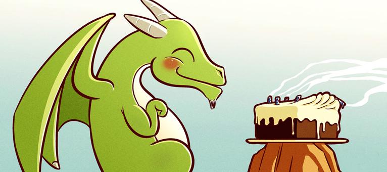 Happy 12th birthday, Shur'tugal!