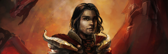 Fan Art: Murtagh and Thorn can still be feared
