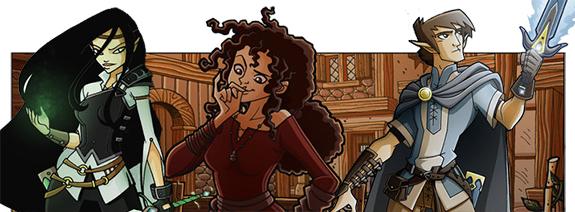Cast your own Eragon movie: Eragon, Arya, Angela, and more! (Part one)